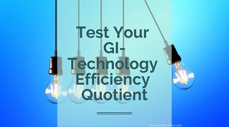 Test Your GI-Technology Efficiency Quotient