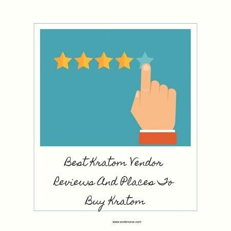 Best Kratom Vendor Reviews And Places To Buy Kratom
