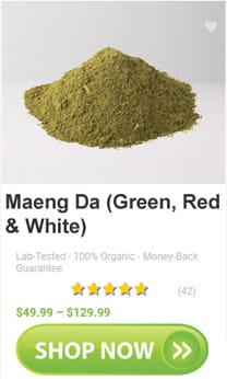 Maeng Da Kratom Powder Review Types Effects Dosage Guide