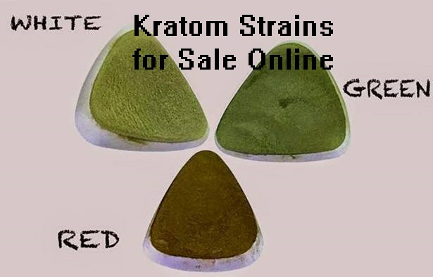 Kratom Strains for sale