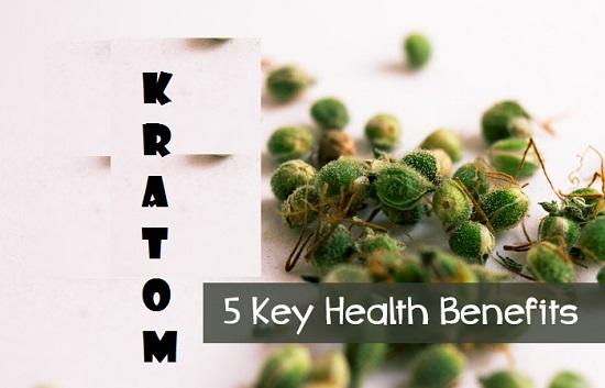 Kratom health benefits