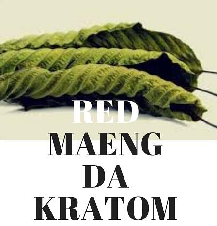 Red Maeng Da Kratom